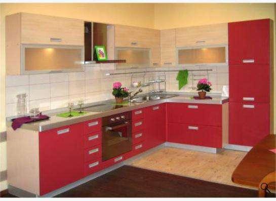 Кухонные гарнитуры в Новосибирске фото 4