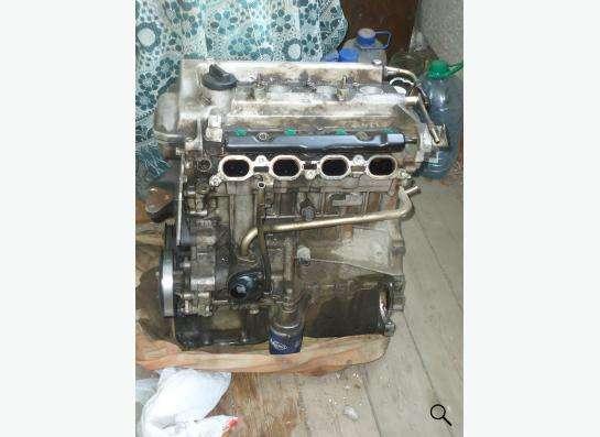 мотор от тойоты аллекс