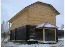 деревянная изба, в Костроме