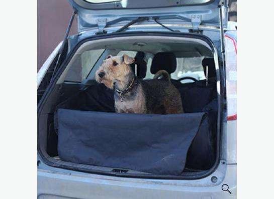 Гамак для перевоза собаки в автомобиле на заказ в СПб