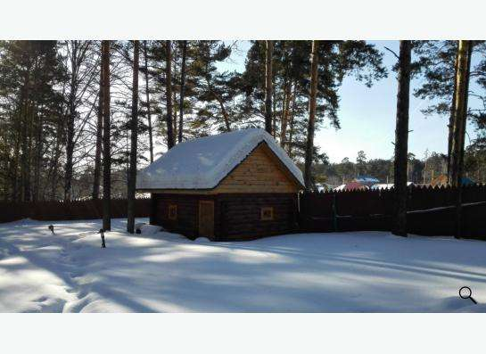 Шикарный участок с домом, баней и гаражем в Новосибирске Фото 3