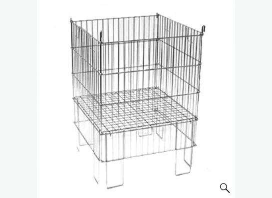 Сетчатая корзина для распродаж (600x610x830 мм)
