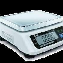 Весы CAS SWN-15C. Весы электронные настольные для магазина, в Екатеринбурге