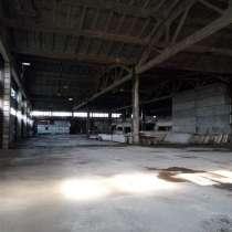Продается (сдается в аренду) производственная база, в Шарыпове