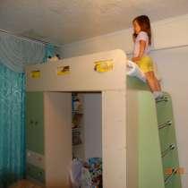 Продается детская кровать чердак, в г.Усть-Каменогорск