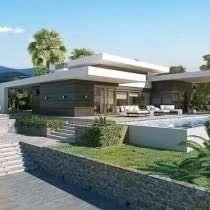 Недвижимость в Испании, Новая вилла с видами на море в Хавеа, в г.Javea