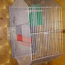 Клетка для птиц бу, в Новосибирске