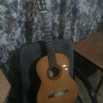 Классическая гитара фирмы YAMAHA, в Красноярске
