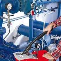 Подготовка системы отопления к ОЗП, гидроиспытания, в г.Могилёв