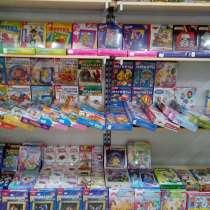 Развивающие игры и игрушки в магазине «Играй-ка», в Губкине