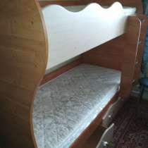 2-х ярусная детская кровать, в Москве