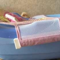 Безопасный душ-слинг для купания младенца, новый, розовый, в г.Брест
