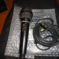 Микрофон Fengi fm-101 dynamic, в Новосибирске