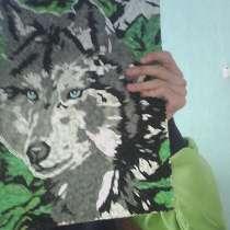 Продаю картину волка, в Кинели