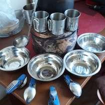 Посуда для рыбалки и пикника, в г.Гомель