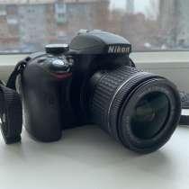 Nikon D3300, в Омске