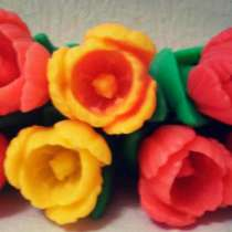 Тюльпаны, в Орске