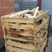 Дрова березовые/сосна сухие/евродрова с доставкой, в Ярославле