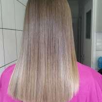 Ботокс кератиновое выпрямление, биореконструкция для волос, в г.Белосток