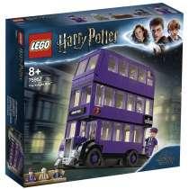 LEGO Harry Potter 75957 Автобус Ночной рыцарь, в Москве
