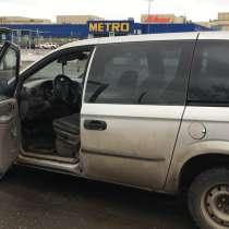 Dodge Caravan, 2001, в Москве