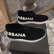 Ботинки Dolce&Gabbana оригинал, в Москве