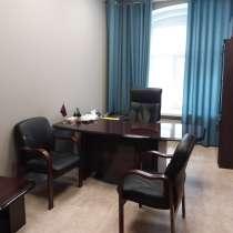 Продам мебель. Каб директора новый. Кожа нат. Цена 250000, в Москве