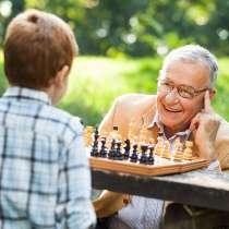 Тренер по шахматам онлайн, в г.Гамбург