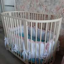 Продам детскую кроватку, в Москве
