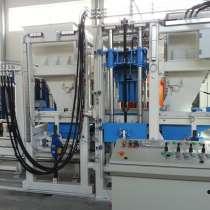 Оборудование для производства блоков, в г.Мальмё