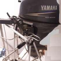 Продается лодочный мотор Yamaha 25 4 такта F25AMH, в Москве