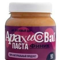 Паста арахисовая Финик 300 грамм, в г.Алматы