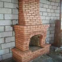Строительство барбекю комплексов, печей, каминов под ключ, в Уфе