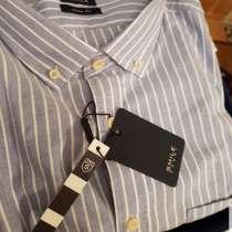 Новая большой размер рубашка. Хлопок, в Москве