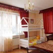 Шикарная 4х комнатная квартира в центре города-курорта, в Анапе