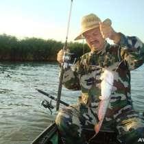 Рыбалка и Отдых в Ачуево Славянского района, в Крымске