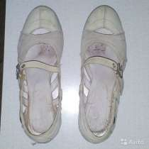 Меняю или продаю туфли летние Португалия, в Краснодаре
