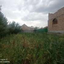 Продаю участок. 5 соток, ж/м Кок-Жар с недостроенным домом, в г.Бишкек