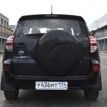 Toyota RAV4, в Магнитогорске