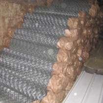 Сетка рабица оцинкованная, в Перми