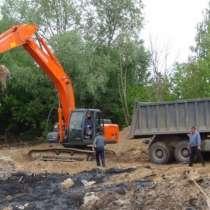 Рекультивация земель, использование грунтов, в г.Минск