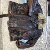 Куртка-косуха мужская кожаная, в Димитровграде