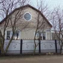 Новый дом в ст. Тбилисской, в Краснодаре