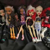 Куклы Monster high, в Барнауле