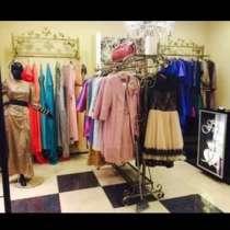 Магазин женской одежды в ТЦ высокого класса, в Москве