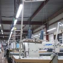 Швейная фабрика, в Москве