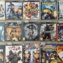 Лицензионные игры для PlayStation 3 (PS 3, + ОБМЕН игр), в Санкт-Петербурге