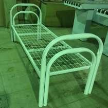 Кровати для хостелов, кровати металлические для больницы, в Москве