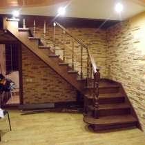 Лестницы на заказ в Иркутске, собственное производство, в Иркутске