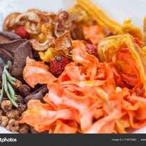 Сушеные овощи и зелень от производителя, в г.Карши